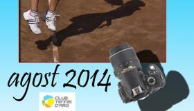 Curs d'estiu al Tennis d'Aro