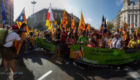 Diada de Catalunya, 11S2012